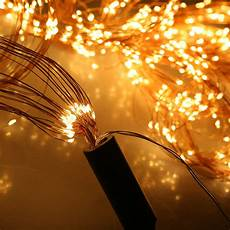 String Lights Fairy Lights Excelvan 720 Led Copper Wire Branch String Lights Fairy