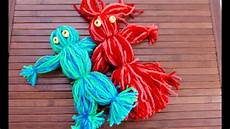 crafts for to make easy craft how to make a yarn doll