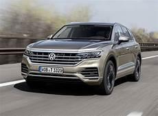 Touareg Vw 2019 by 2019 Volkswagen Touareg V6 Tdi Review Gtspirit