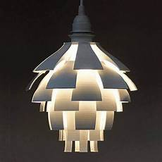 3d Light Shade 25 Stylish 3d Printed Lamp Shades To Diy All3dp
