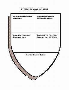 Design A Coat Of Arms Ks2 Coat Of Arms Template With Banner Blank Pixbim Com