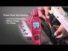 Harbor Freight Test Light Snap On Tools Power Probe Iv Youtube