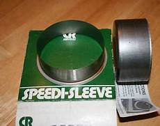 speedi sleeve cr speedi sleeve 99125 skf new for 1 250 quot seal dia
