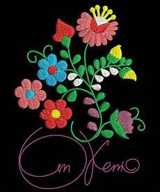 machine embroidery file mexican design