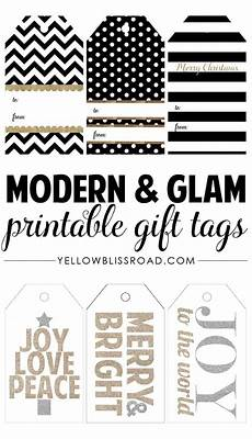 Christmas Labels Black And White 20 Free Printable Christmas Gift Tags The Pinning Mama