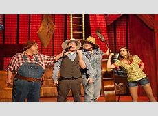 Hatfield and McCoy Dinner Show in Pigeon Forge, TN