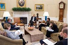 President Obama Oval Office The Lens When The President Heard The News Of The