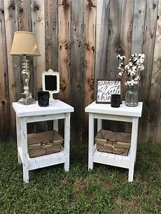 end table stand farmhouse decor by