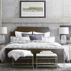 palisades size brindle bed panel wood metal