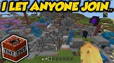 i set my minecraft realm to for a week this