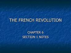 French Revolution Powerpoint The French Revolution Power Point