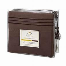 clara clark premier 1800 series 4pc bed sheet set ebay
