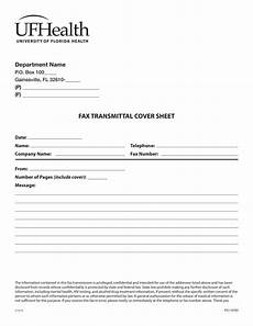 Fax Form Templates Templates 187 Creative Services 187 Uf Academic Health Center