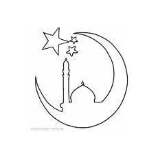 malvorlage religion islam kostenlose ausmalbilder