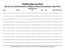 Email List Signup Sheet 38 Best Sign Up Images On Pinterest Sign Up Resume