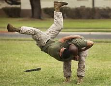 Marine Corp Martial Art File Top Level Marine Instructors Use Martial Arts