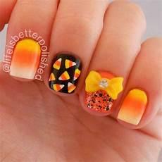 Cool Halloween Designs Nails 65 Halloween Nail Art Ideas Nenuno Creative