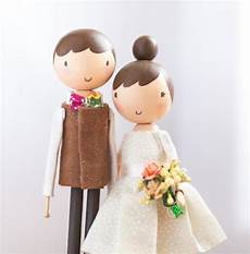 ready to ship wedding cake topper cake topper wooden