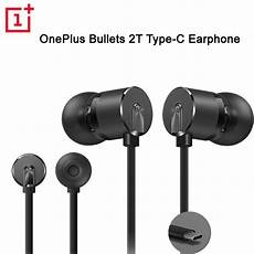 Original Oneplus Type Earphone Aryphan Polyarylate by Original Oneplus Type C Bullets Earphones Oneplus Bullets