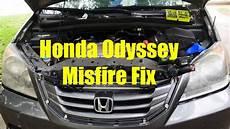 Honda Odyssey Engine Light Honda Misfire Check Engine Light Tsa Light On Fix