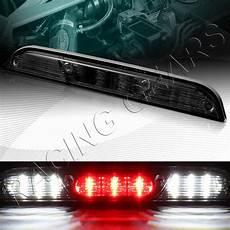 2019 F150 Third Brake Light Fit 2015 2019 Ford F150 F 150 Chrome Smoke Lens 3rd Third