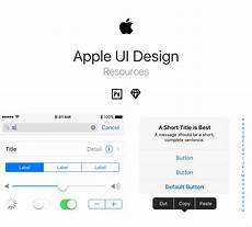 Apple Design Resources For Windows Apple Ui Design Resources For Psd And Sketch Freebiesui