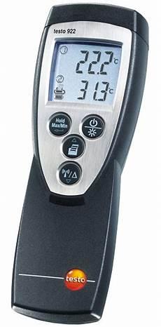 testo k testo 922 dual type k thermometer digital thermometers