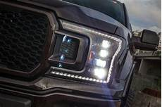 2018 Ford F150 Oem Lights Pair 2018 Ford F150 Xb Led Headlights The Hid Factory