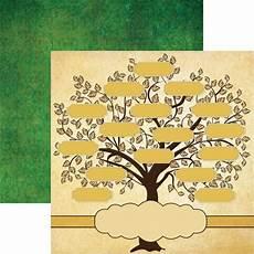 Family Tree Scrapbook Templates Family Tree Collection Family Tree Scrapbook Your