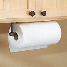 interdesign orbinni paper towel holder for kitchen wall