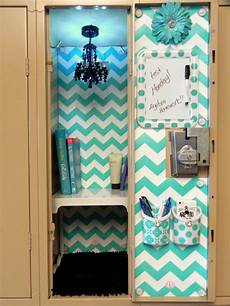 Cute Locker Designs Image Of Blue Diy Locker Decorations School Locker