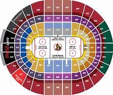 Ottawa Senators Seating Chart Scotiabank Place Game Experience Ottawa Senators
