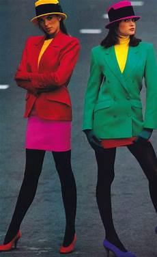 20th century fashion history 1980 1990 the fashion folks