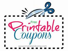 Free Lunch Coupon Template Printable Coupons
