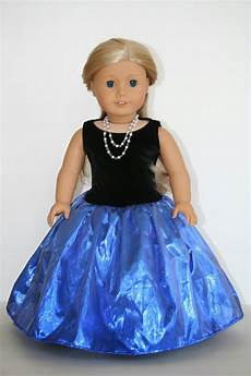 clothes for dolls glamorous gown doll dress pattern allfreesewing