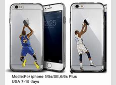 Basketball Player Kevin Durant [KD] Silicone phone Case