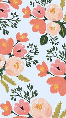 Iphone 6 Wallpaper Floral by Rifle Paper Co Iphone 6 Plus Floral Wallpaper