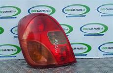 2001 Toyota Corolla Dome Light Toyota Corolla Verso Rear Light 2001 2004 Used Car Parts Uk