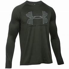 armor mens tech sleeve t shirt armour 2016 mens tech rise up sportstyle sleeve