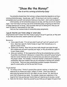 Good Scholarship Essays College Scholarship Essay Format 2018 Writings And