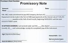 Free Printable Promissory Note Form Promissory Note Form Promissory Note Notes Template