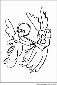 Malvorlagen Engel Weihnachten Ausmalbilder Engeln Kostenloses Malvorlagen Zu