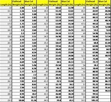 Flathead Catfish Weight Chart 22 Best Flathead Catfish Images On Pinterest Fishing