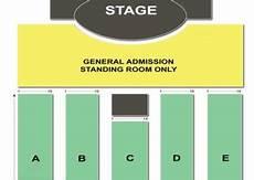 Borgata Theater Seating Chart The Borgata Event Center Seating Chart Seating Charts