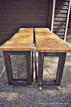 white diy convertible bar pub table diy projects
