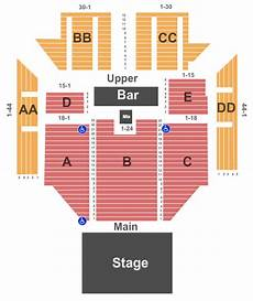 Okc Civic Center Seating Chart The Criterion Seating Chart Amp Maps Oklahoma City