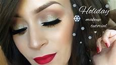 makeup christmas makeup tutorial l
