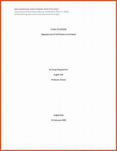 Cover Page For Mla Research Paper Example Mla Format Title Page