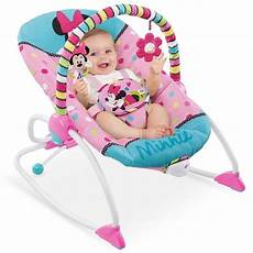 minnie mouse swing newborn baby swing seat infant toddler rocker comfort toys