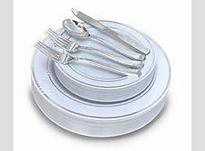 OCCASIONS ? 720 PCS / 120 GUEST Wedding Disposable Plastic